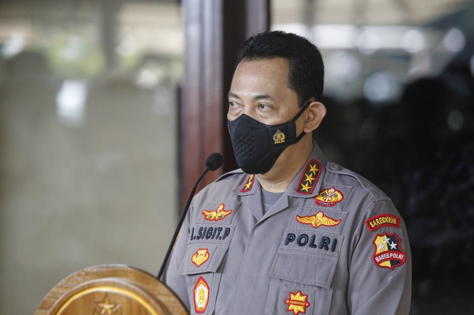 Calon Kapolri Komjen Pol Listyo Sigit Prabowo Beri Keterangan Pers Usai Mengikuti Fit and Proper Test-3