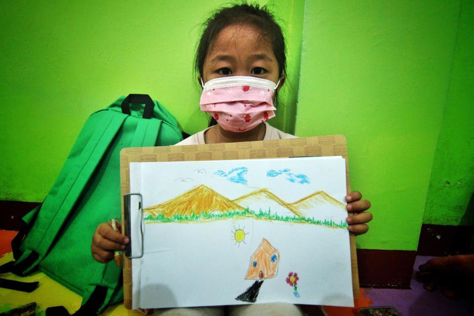 Anak-anak Korban Gempa Majene Ikuti Program Trauma Healing-4