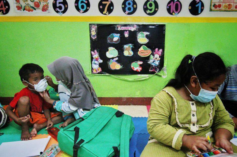 Anak-anak Korban Gempa Majene Ikuti Program Trauma Healing-1