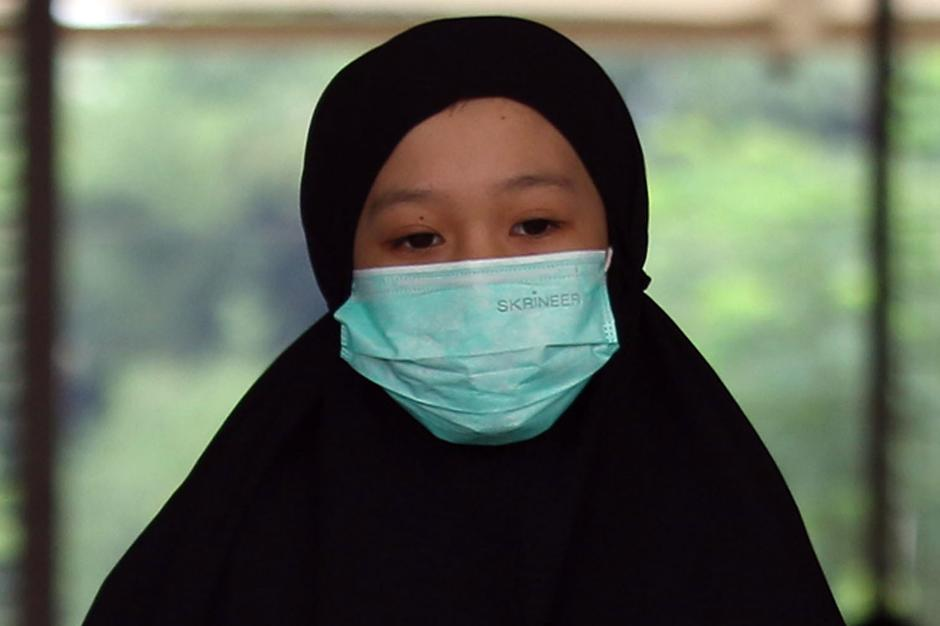 Ketegaran Aisyah Alissa, Gadis Mualaf yang Ibunya Meninggal Akibat Covid-19 Kini Hidup Sebatang Kara-5