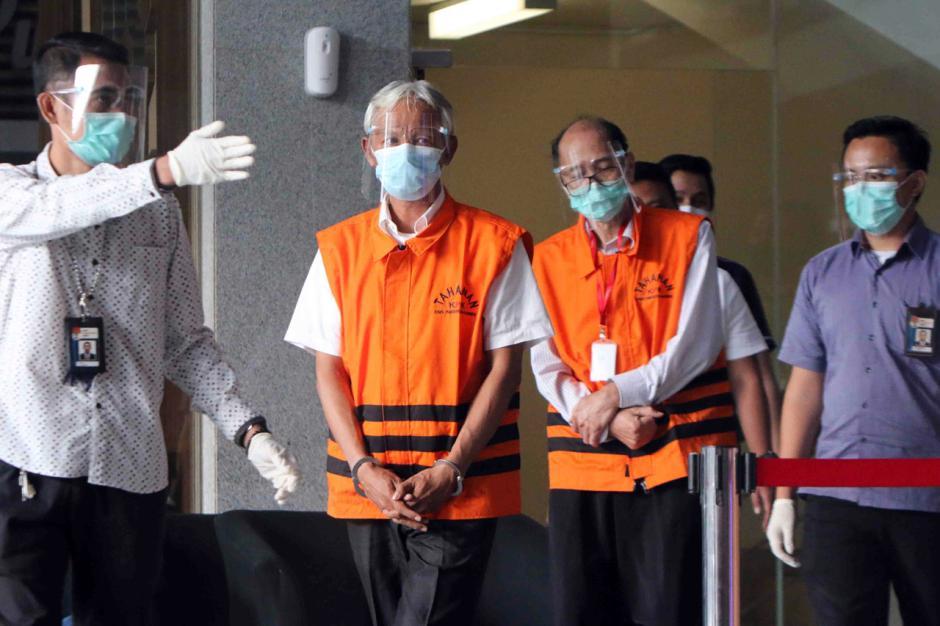 KPK Tetapkan Priyadi Kardono dan Muhamad Muchlis Tersangka Korupsi Pengadaan Citra Satelit Resolusi Tinggi-0