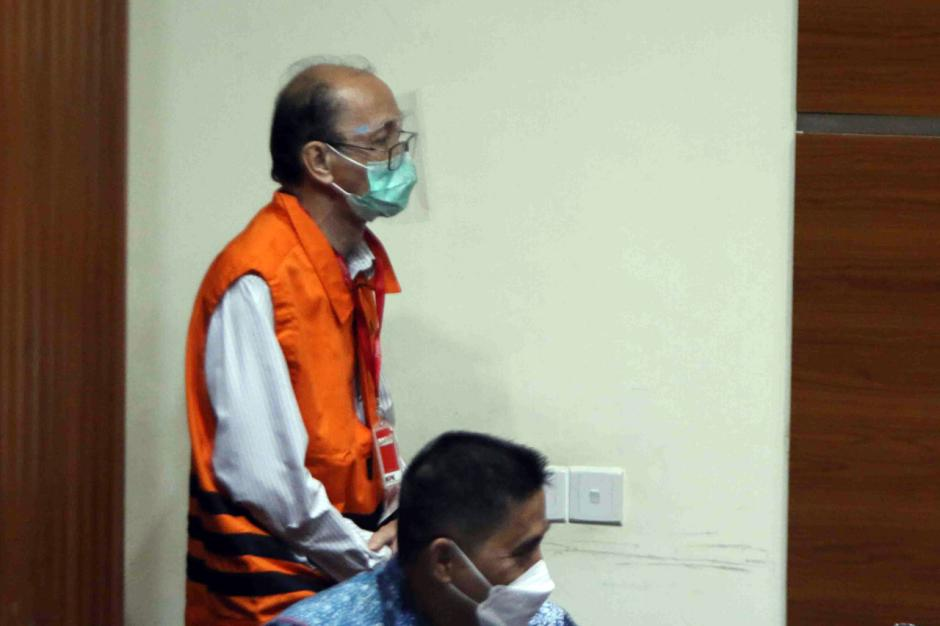 KPK Tetapkan Priyadi Kardono dan Muhamad Muchlis Tersangka Korupsi Pengadaan Citra Satelit Resolusi Tinggi-5