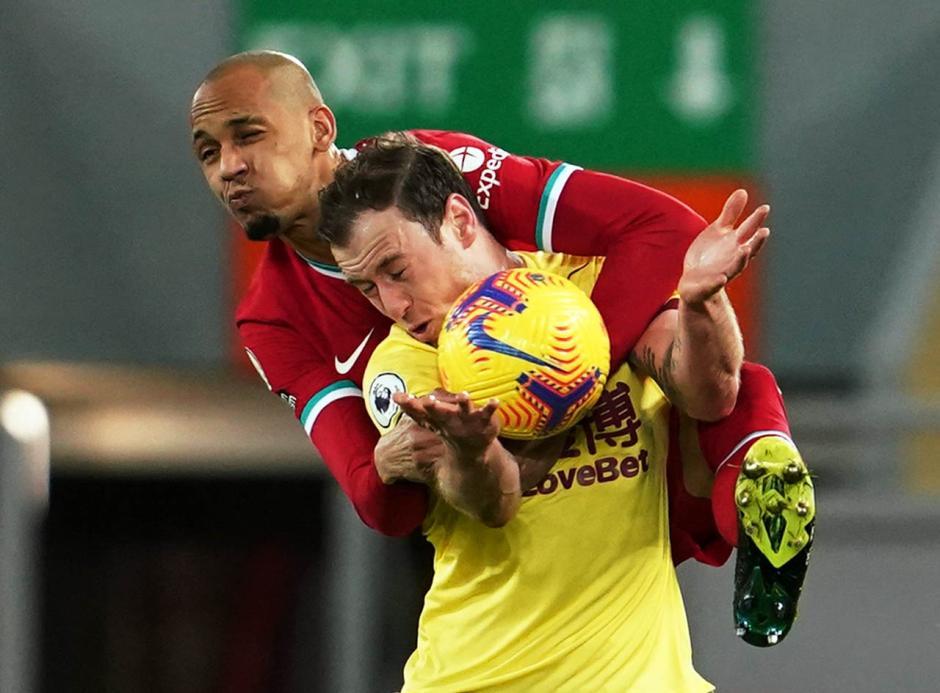 Burnley Permalukan Liverpool di Anfield 1-0-4