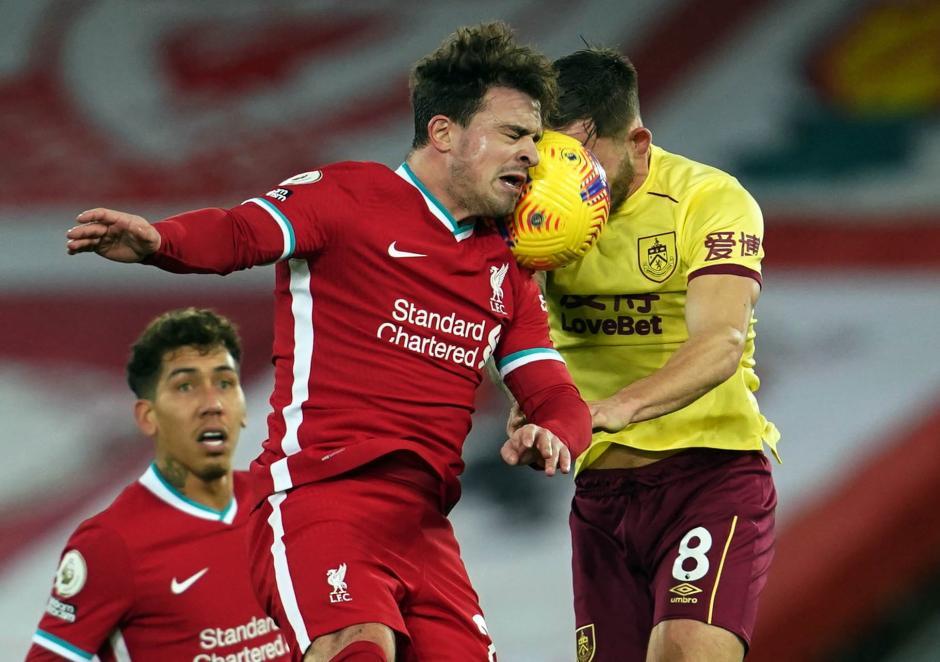 Burnley Permalukan Liverpool di Anfield 1-0-3