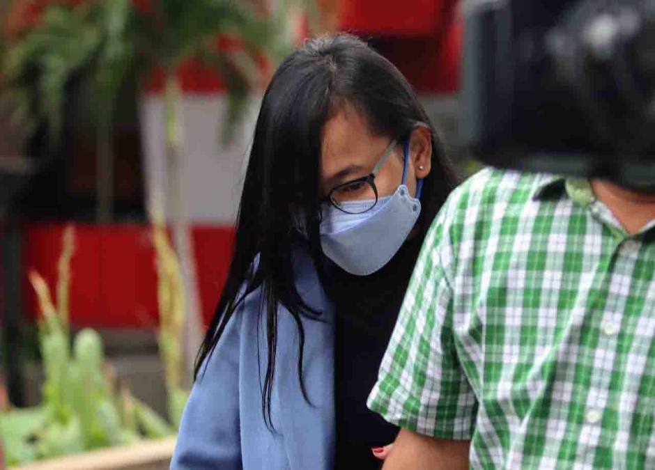 Komisaris PT Rajawali Parama Indonesia Daning Saraswati Jalani Pemeriksaan Lanjutan di KPK-0