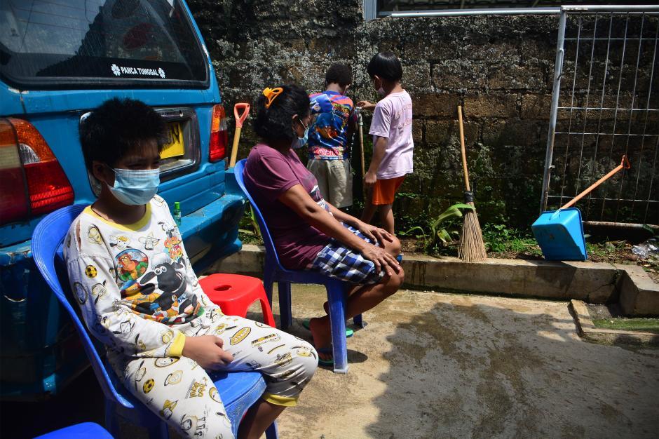 40 Anak Panti Asuhan ST Fransiskus Asisi Reaktif COVID-19-0
