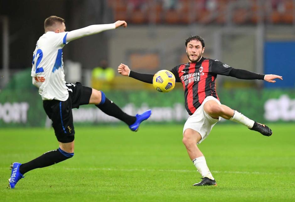 Permalukan AC Milan di San Siro, Atalanta Menang Tiga Gol Tanpa Balas-1