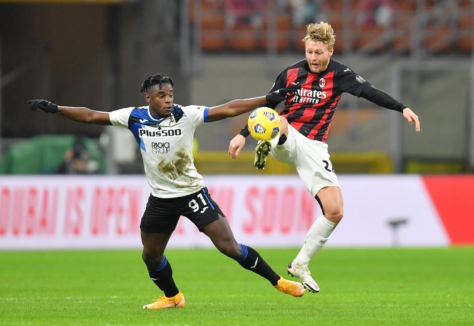 Permalukan AC Milan di San Siro, Atalanta Menang Tiga Gol Tanpa Balas-0