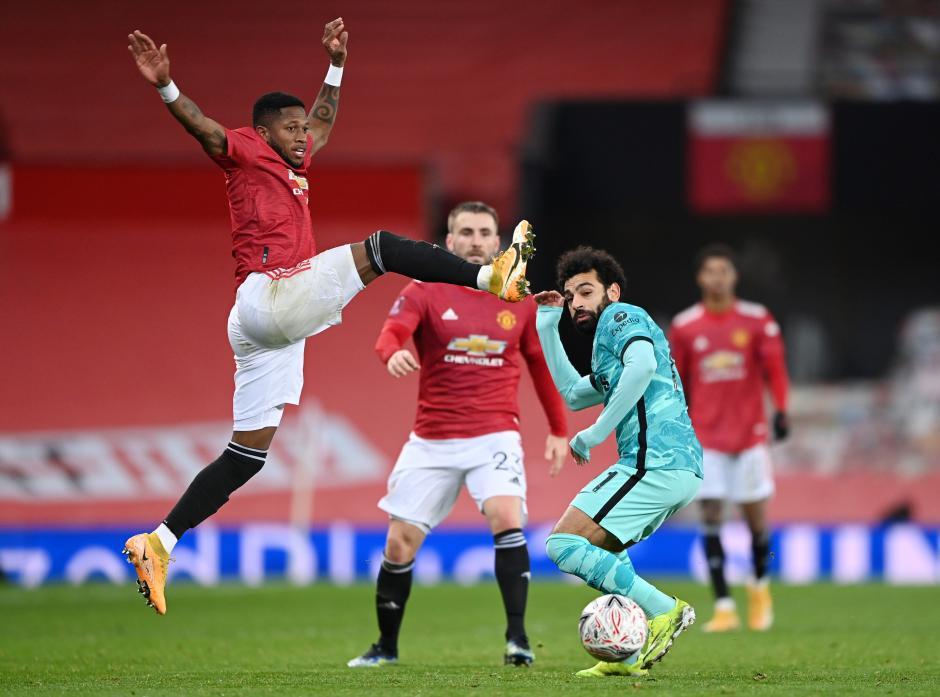 Manchester United Tendang Liverpool dari Perebutan Piala FA-3