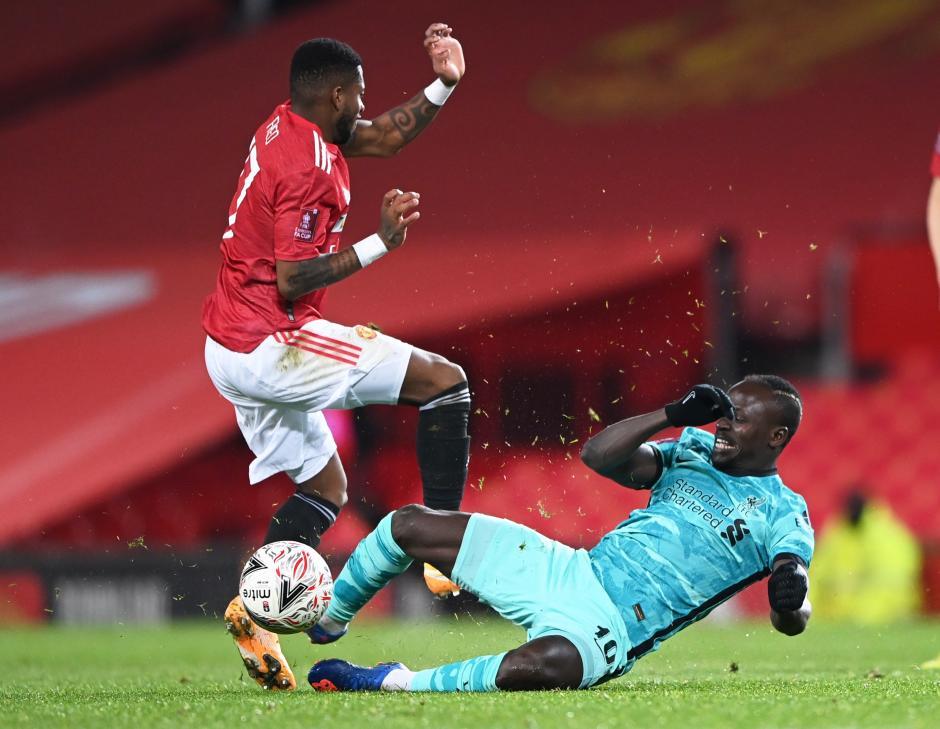 Manchester United Tendang Liverpool dari Perebutan Piala FA-1