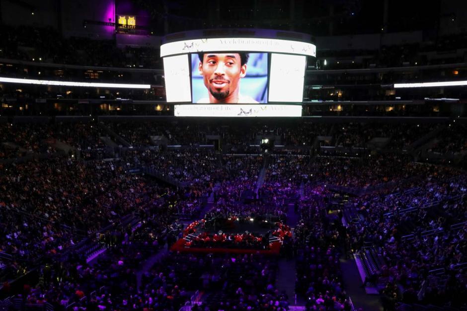 Mengenang Setahun Kepergian Legenda Basket NBA Kobe Bryant Si Black Mamba-5
