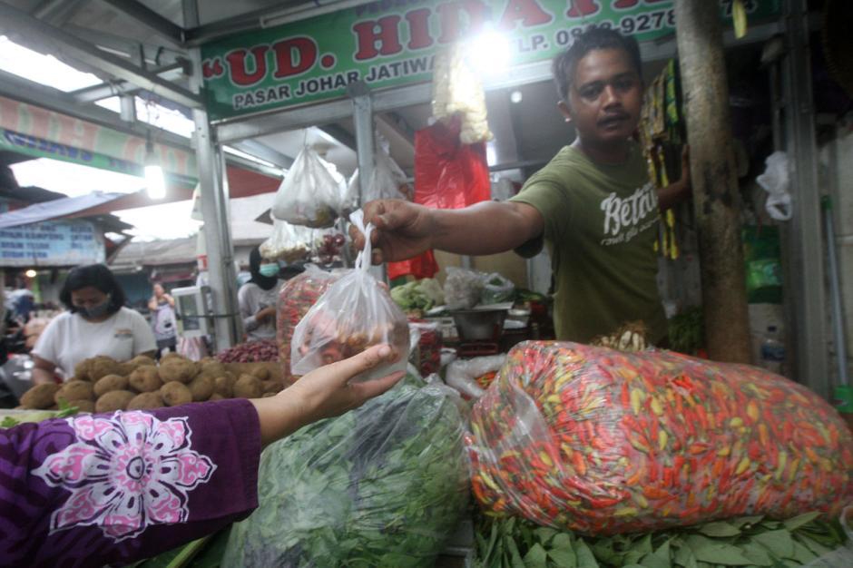 Harga Cabai Rawit Kerek Inflasi Minggu Ketiga Januari 2021-1