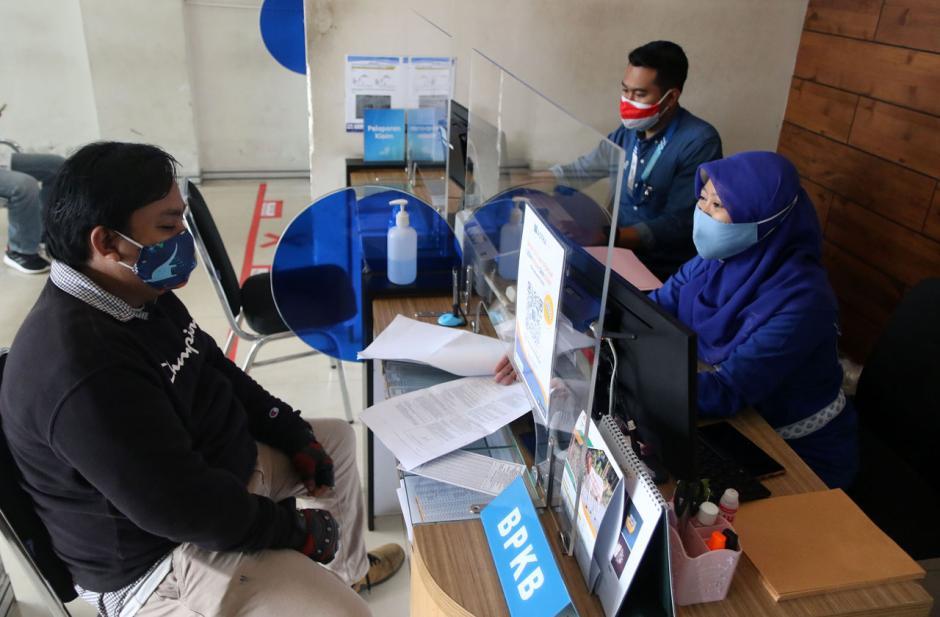OJK Berikan Relaksasi Aturan Obligasi Multifinance Selama Pandemi-1