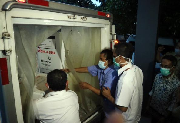 10.240 Vaksin Covid-19 Tiba di Dinkes Kota Malang-0