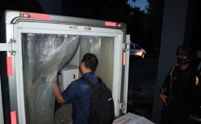 10.240 Vaksin Covid-19 Tiba di Dinkes Kota Malang-1
