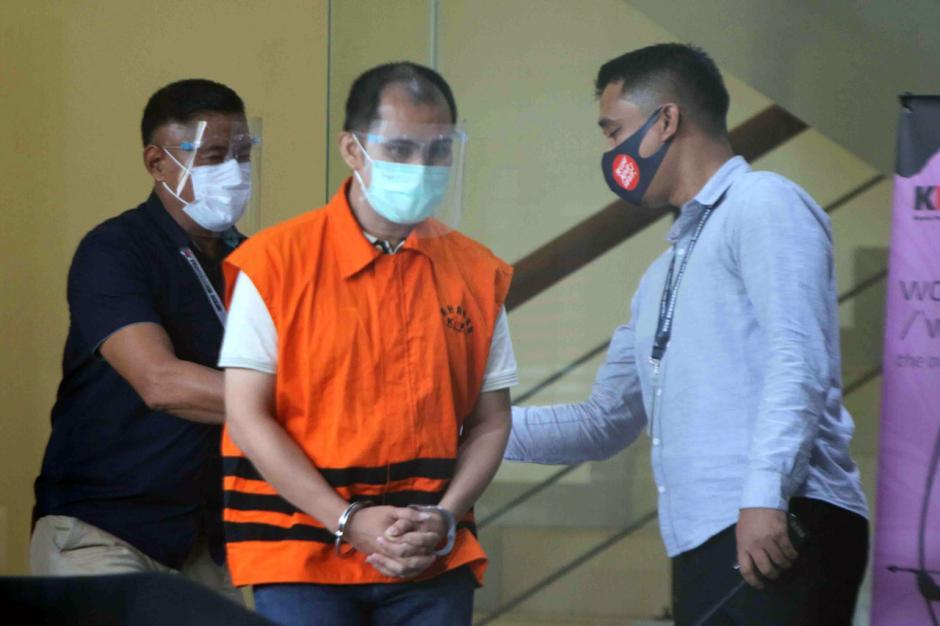 Dalami Kasus Suap Proyek di Kabupaten Banggai Laut, KPK Lanjutkan Pemeriksaan Recky Suhartono Godiman-3