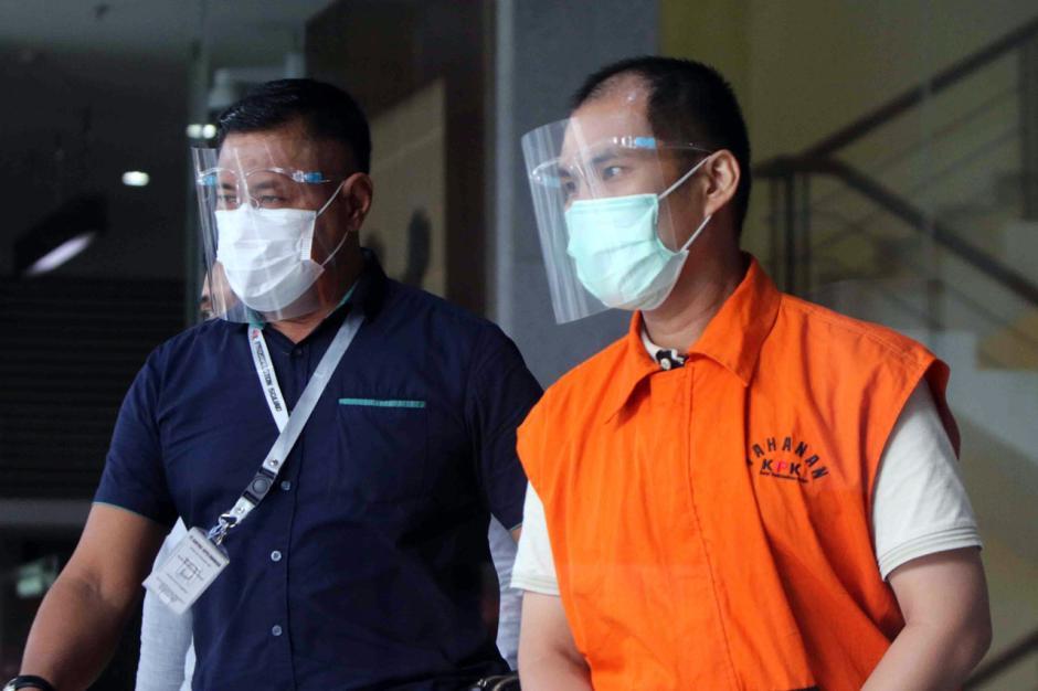 Dalami Kasus Suap Proyek di Kabupaten Banggai Laut, KPK Lanjutkan Pemeriksaan Recky Suhartono Godiman-0