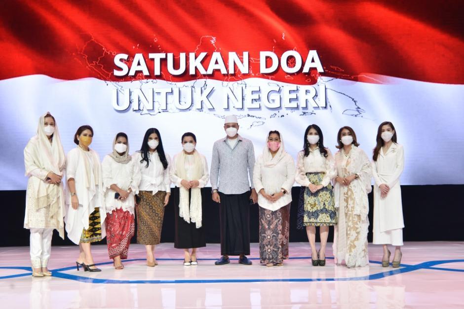9 Srikandi Persembahkan Satukan Doa untuk Negeri-0