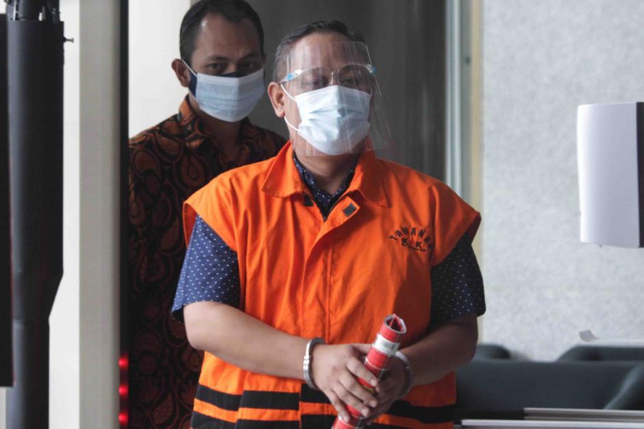 Korupsi Dana Bansos, KPK Lanjutkan Pemeriksaan PPK di Kemensos Matheus Joko Santoso-2