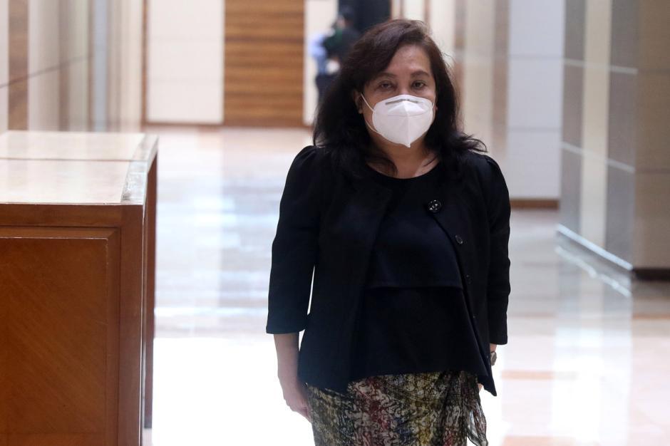 Andari Yuriko Ikuti Fit and Proper Test Calon Hakim Agung Ad Hoc Hubungan Industrial-0