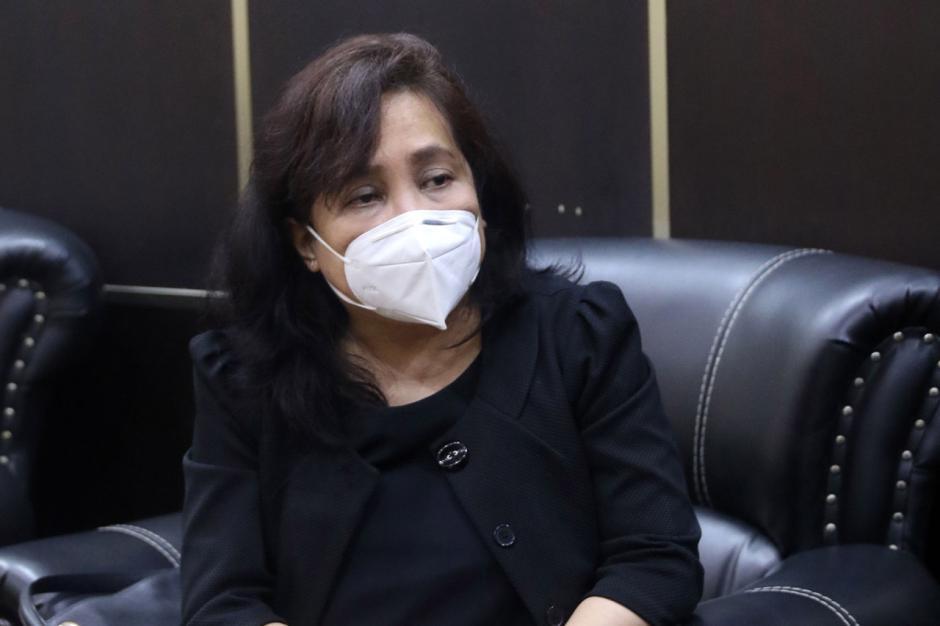 Andari Yuriko Ikuti Fit and Proper Test Calon Hakim Agung Ad Hoc Hubungan Industrial-5