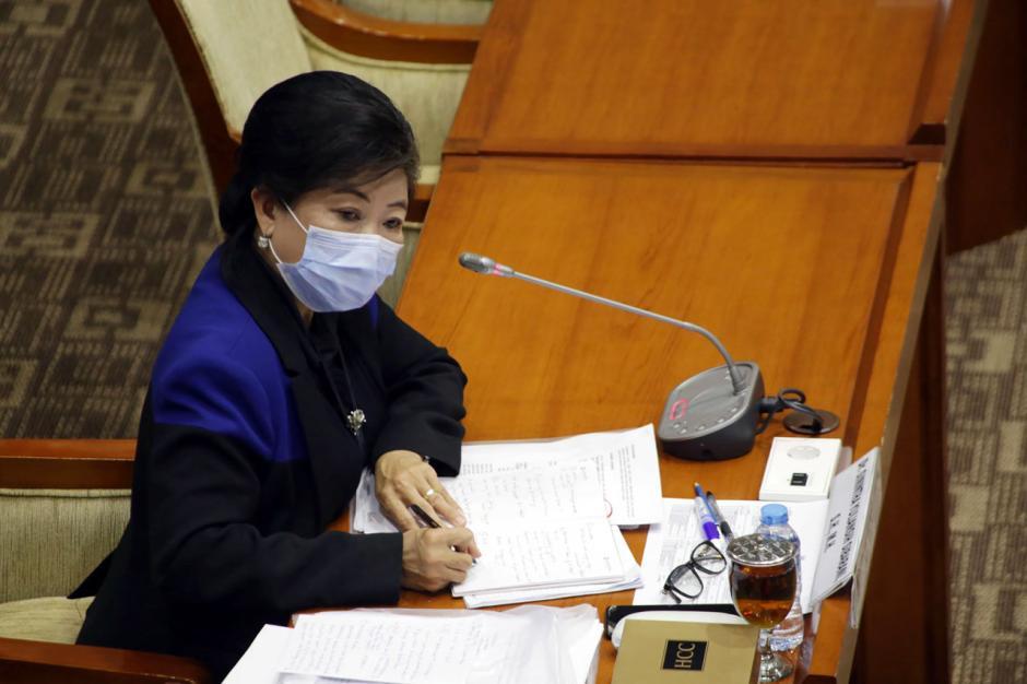 Sinintha Yuliansih Sibarani Ikuti Uji Kelayakan Calon Hakim Agung Ad Hoc Tipikor-3