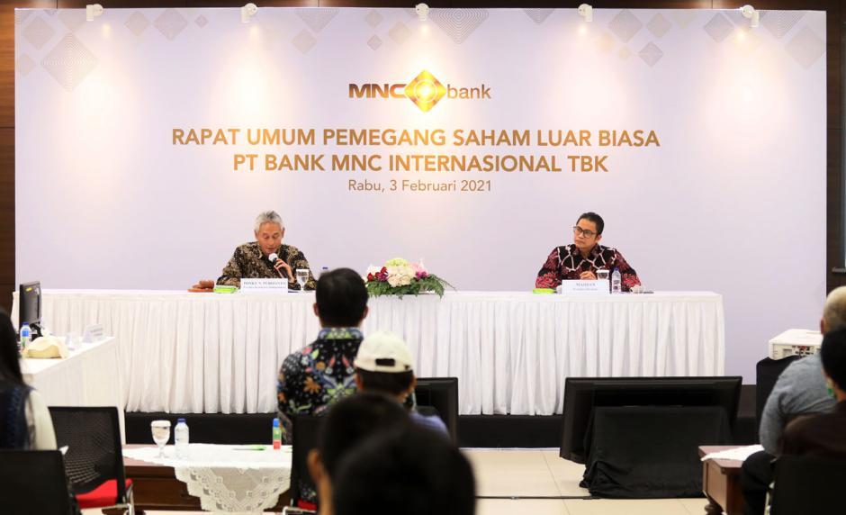 Incar Kinerja Lebih Kinclong, MNC Bank Tambah Direktur-1