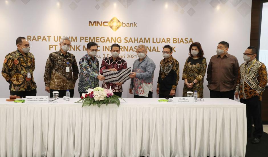 Incar Kinerja Lebih Kinclong, MNC Bank Tambah Direktur-0