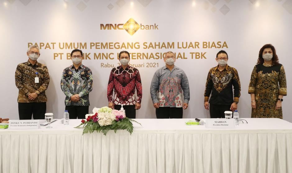 Incar Kinerja Lebih Kinclong, MNC Bank Tambah Direktur-2
