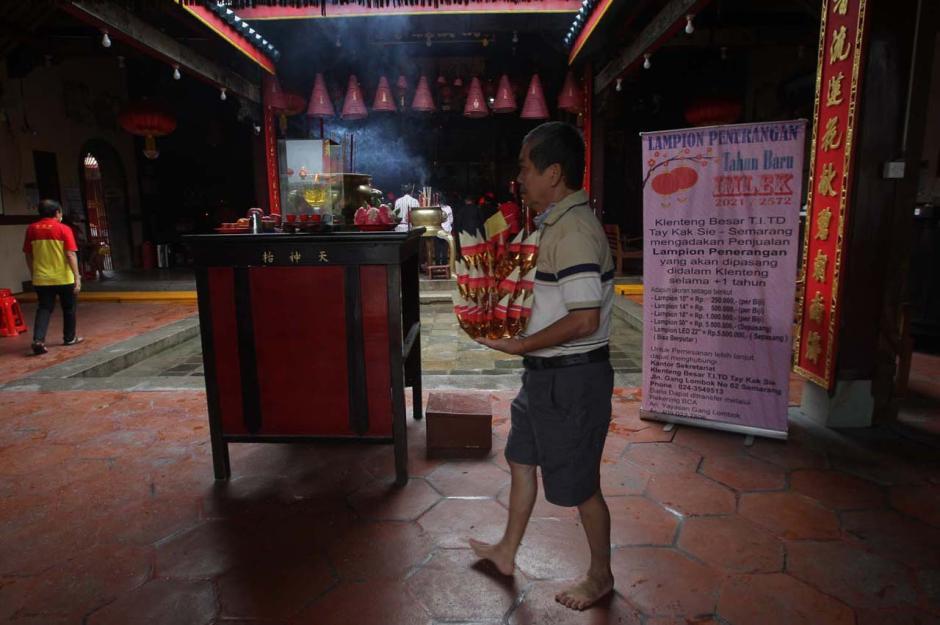 Tradisi Ritual Toa Pek Kong di Kelenteng Tay Kak Sie Semarang-1