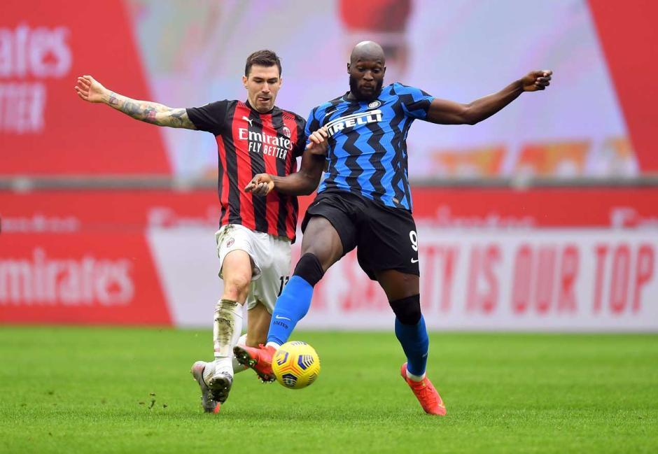Derby della Madonnina, Inter Milan Bantai Milai 3-0-0