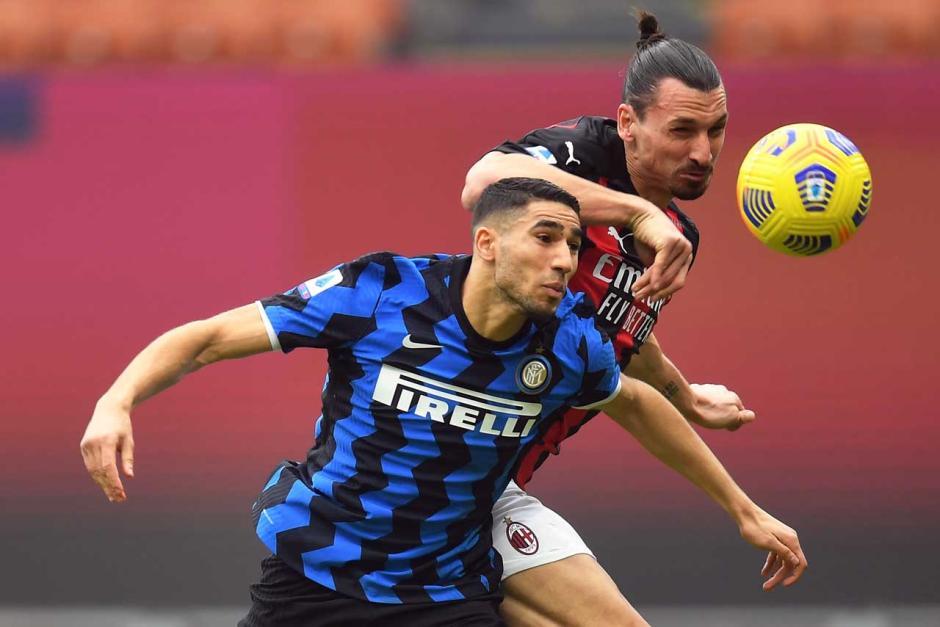 Derby della Madonnina, Inter Milan Bantai Milai 3-0-3