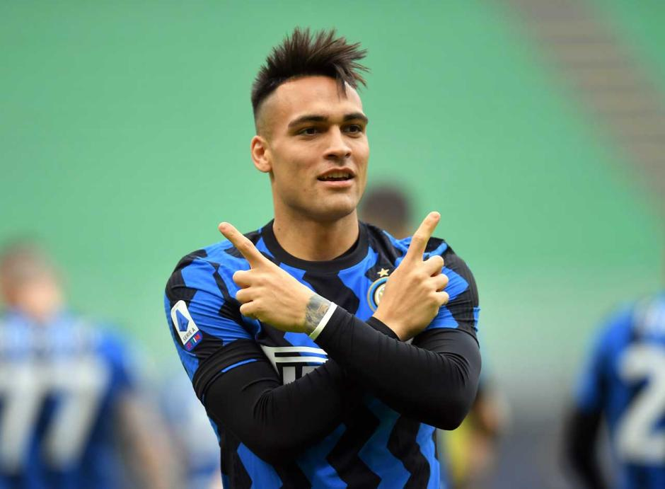 Derby della Madonnina, Inter Milan Bantai Milai 3-0-1