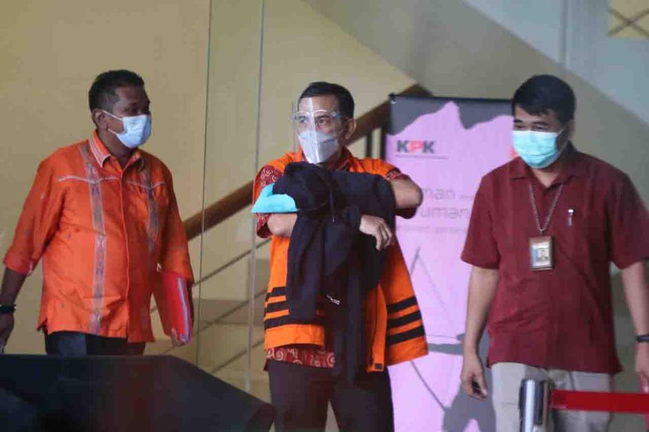 Pemeriksaan Lanjutan Walikota Cimahi Nonaktif Ajay Muhammad Priatna-1