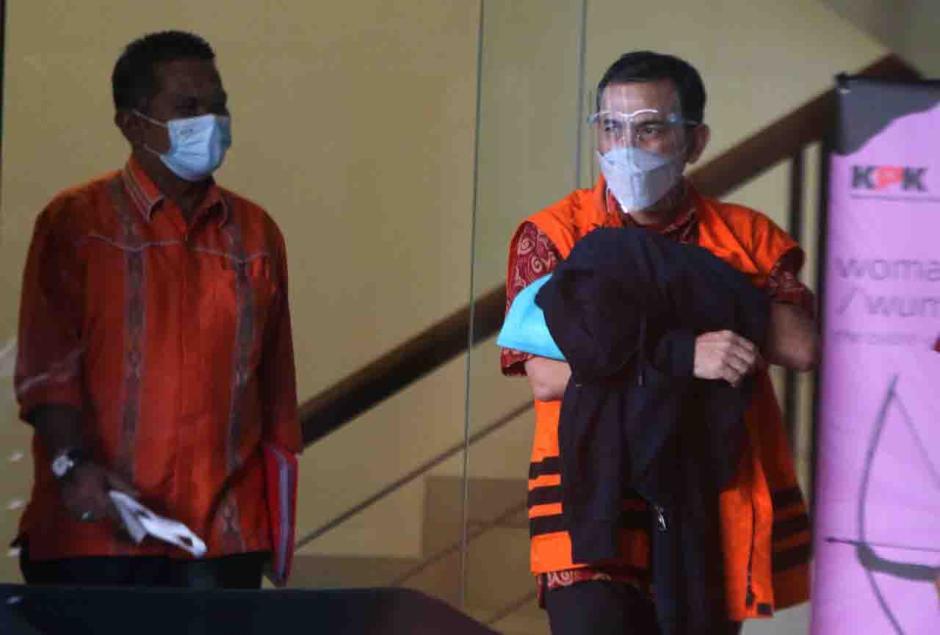 Pemeriksaan Lanjutan Walikota Cimahi Nonaktif Ajay Muhammad Priatna-0