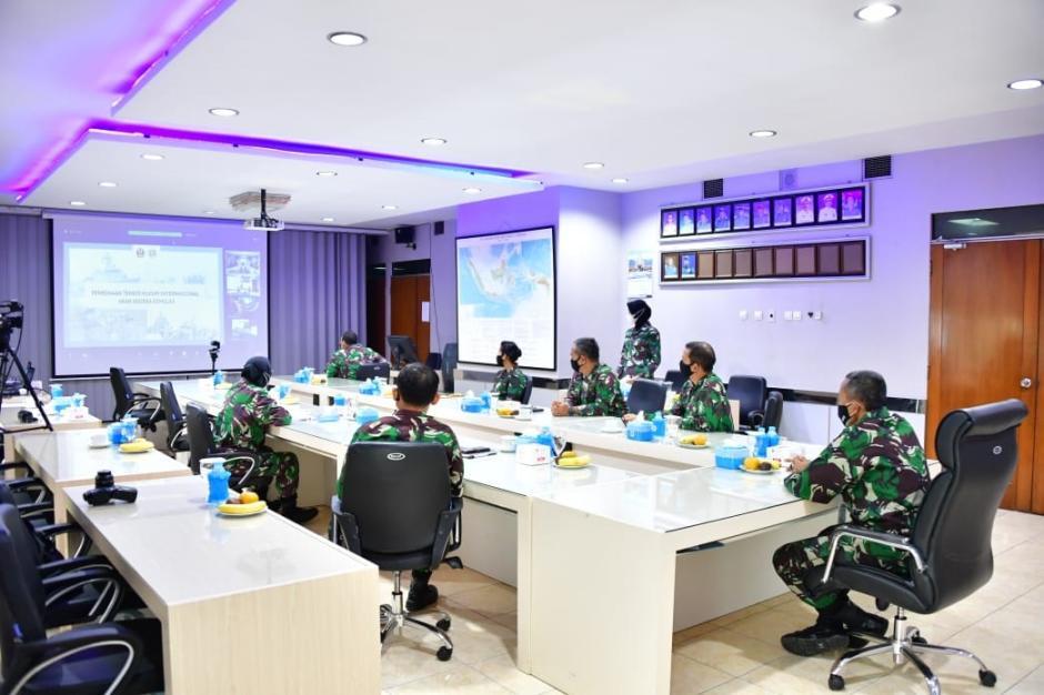 Kolaborasi dengan Unpad, TNI AL Bekali Prajurit Pengetahuan Hukum Internasional-2