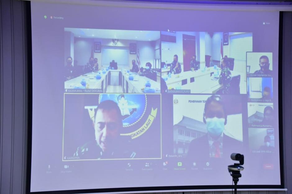 Kolaborasi dengan Unpad, TNI AL Bekali Prajurit Pengetahuan Hukum Internasional-1