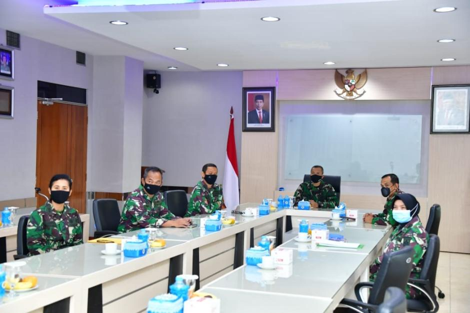 Kolaborasi dengan Unpad, TNI AL Bekali Prajurit Pengetahuan Hukum Internasional-0