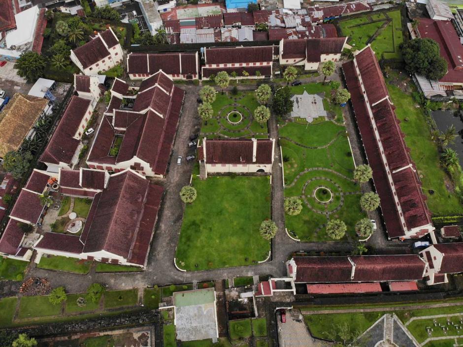 Belum Dibuka untuk Umum, Begini Kondisi Benteng Fort Rotterdam di Masa Pandemi-3