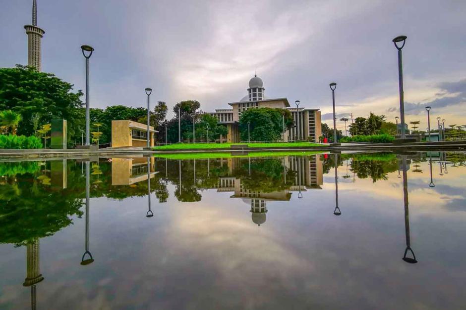 Wajah Baru Masjid Istiqlal-1