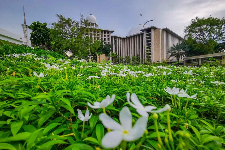 Wajah Baru Masjid Istiqlal-6