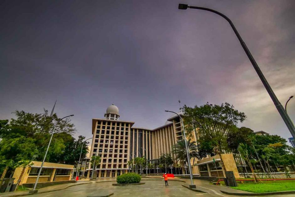 Wajah Baru Masjid Istiqlal-0