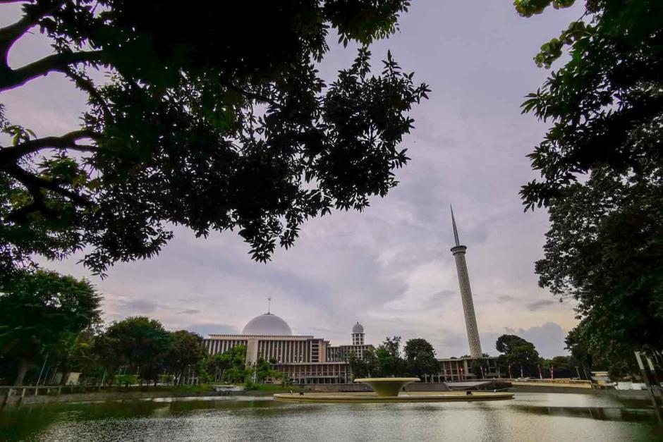 Wajah Baru Masjid Istiqlal-5
