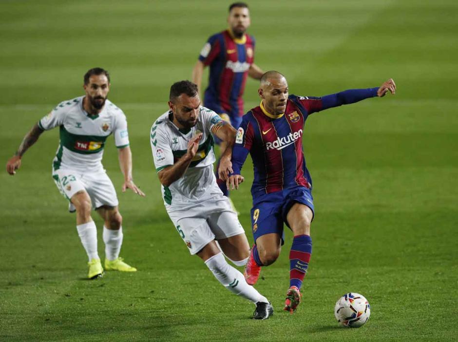 Borong Dua Gol, Messi Bawa Blaugrana Menang 3-0 atas Elche-1