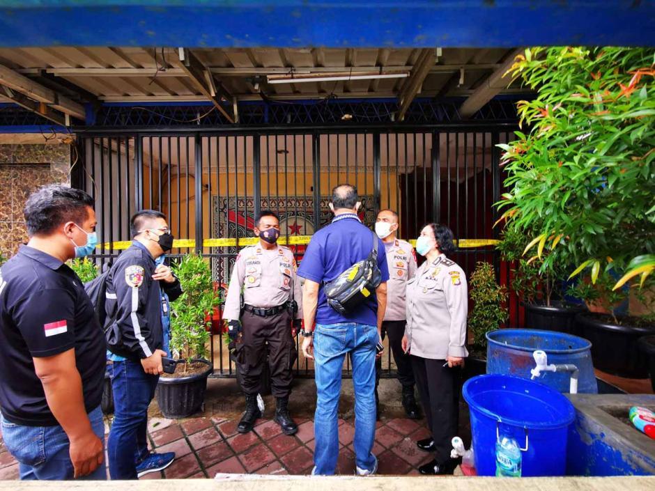 Begini Suasana RM Cafe Usai Penembakan oleh Oknum Polisi yang Menewaskan 3 Orang-2