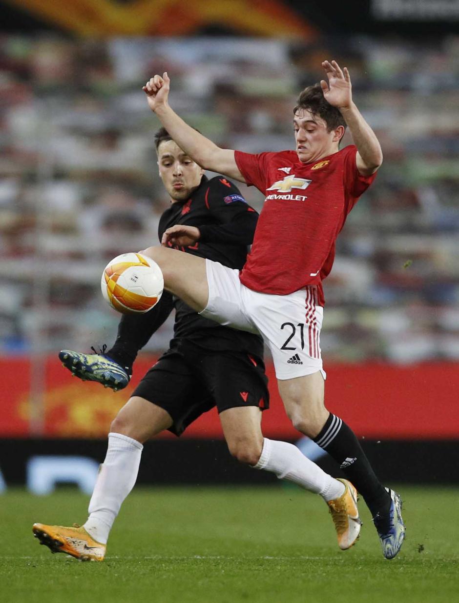 Imbang 0-0 Lawan Real Sociedad, Setan Merah Tetap Lolos ke 16 Besar-0