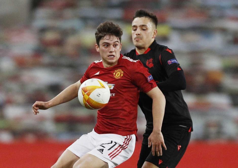 Imbang 0-0 Lawan Real Sociedad, Setan Merah Tetap Lolos ke 16 Besar-2