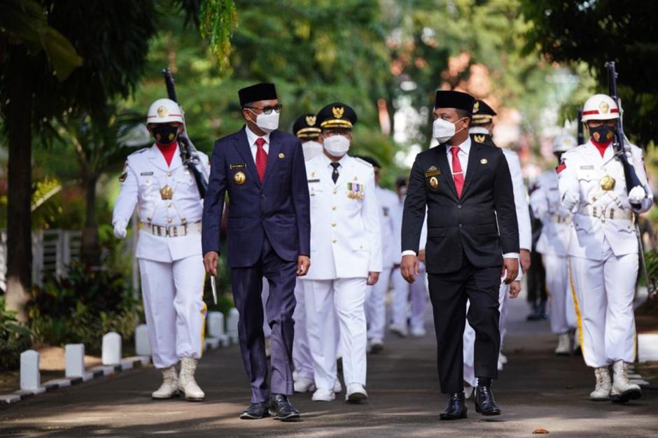 Gubernur Sulsel Lantik 11 Kepala Daerah Hasil Pilkada 2020-0