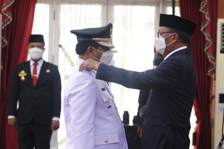 Gubernur Sulsel Lantik 11 Kepala Daerah Hasil Pilkada 2020-5
