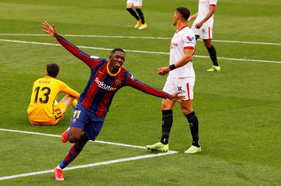 Bungkam Sevilla 2-0, Barcelona Geser Real Madrid Diposisi 2 Besar-2